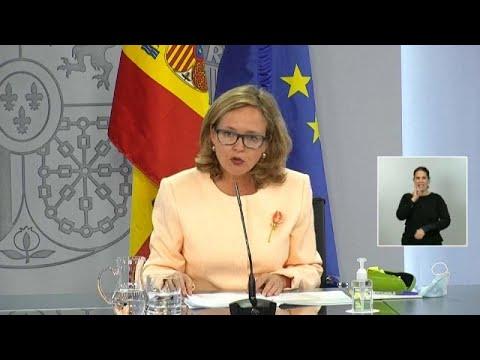 El PIB de España caerá un 11,2% este 2020, según prevé el Gobierno