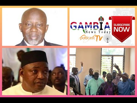 GAMBIA NEWS TODAY 25TH FEBRUARY 2020