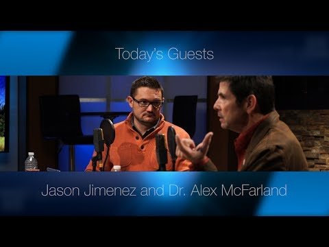 Helping Your Millennial Child Reconnect with God Part 1 - Dr. Alex McFarland and Jason Jimenez