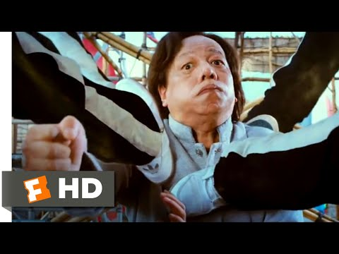 Badges of Fury (2014) - Bamboo Pole Brawl Scene (10/10) | Movieclips