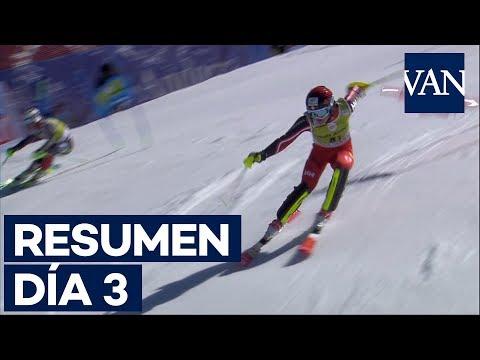 Highlights de la tercera jornada de las WCF 2019 en Andorra