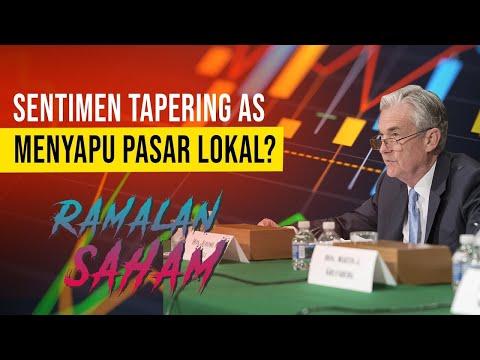 Sentimen Pengurangan Stimulus Moneter AS, Berdampak Hingga Indonesia?