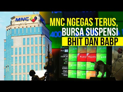 Tepuk Tangan! Saham Grup MNC Kompak Ngegas