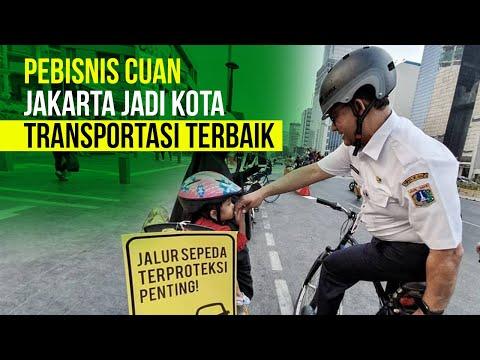 Berkah Demam Bersepeda : Pebisnis Cuan dan Jakarta Jadi Kota Transportasi Terbaik - VoK