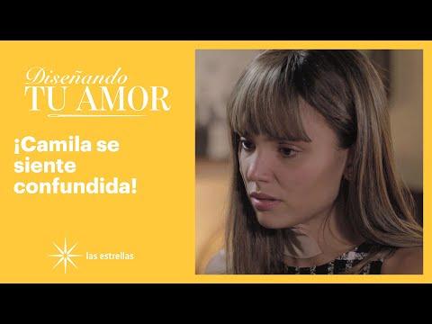 Diseñando tu amor: Camila confiesa sus sentimientos por Ricardo   C-34   Las Estrellas