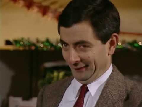 Festive Bean | Funny Clips | Mr Bean Official