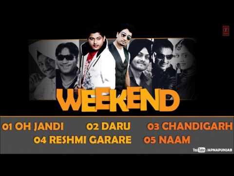 Weekend Full Punjabi Songs - Jukebox 2012