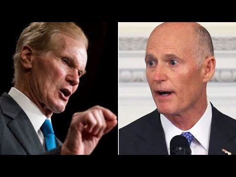 FLORIDA MIXED BAD BALLOTS WITH GOOD ONES IN RICK SCOTT RECOUNT TO POSSIBLY HELP NELSON