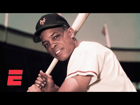 Top 5 Willie Mays stats you need to know   #Greeny
