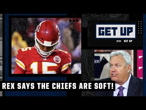 'Kansas City has NOTHING! They're SOFT!' - Rex Ryan reacts to the Chiefs' loss to the Bills | Get Up