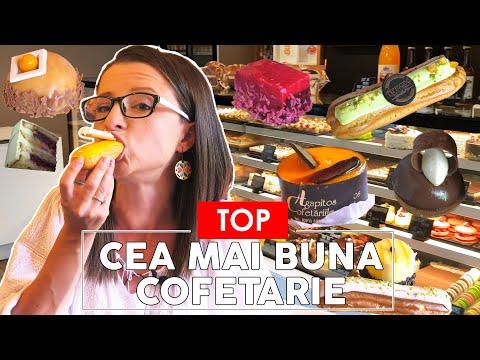 🍰 CEA MAI BUNA COFETARIE - Alice, Zoomserie, Chocolat, Agapitos, Mara Mura, Armand, Vanilla, Capsa