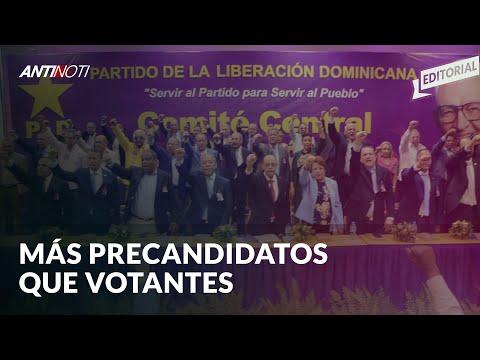 ¿Más Precandidatos Que Votantes? -  EDITORIAL #Antinoti Agosto 21, 2019