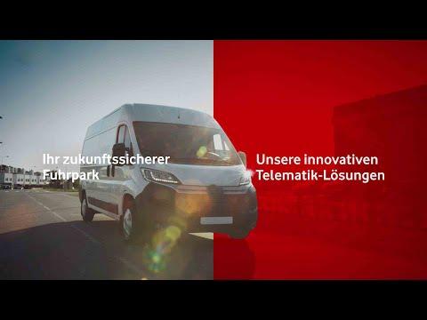 Vodafone Business Fleet Analytics – BASE, PRO & PRO PLUS-Pakete