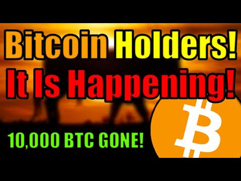 BREAKING: Another 10,000 Bitcoin Taken Off The Market! Stone Ridge Adds BTC To Balance Sheet | News