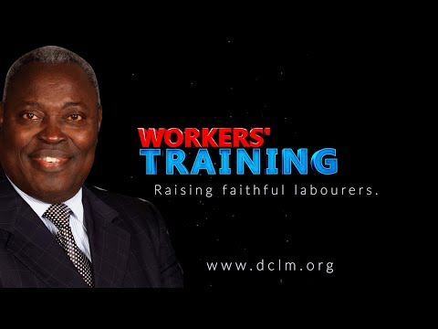 Workers' Training (October 12, 2019) The Believer's Reflection Of Christ's Love