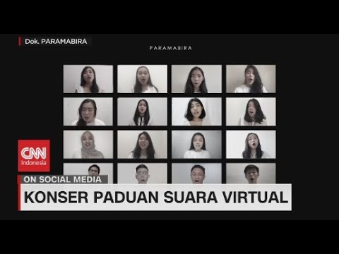 Konser Paduan Suara Virtual