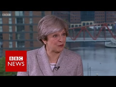hqdefault - Theresa May (FULL) interview on Andrew Marr Show (01/10/17) - BBC News