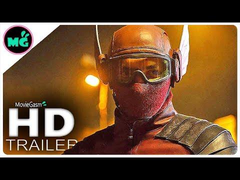 GUNDALA Official Trailer (2020) Superhero Movie HD