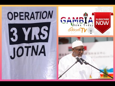 GAMBIA NEWS TODAY 16TH JANUARY 2020