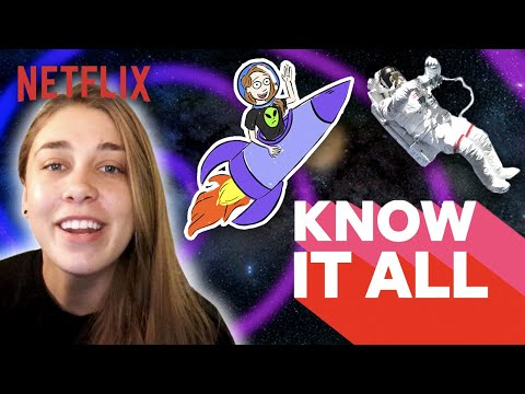 OnlyJayus Answers Every Space Question You Had After Away | KNOW IT ALL | Netflix