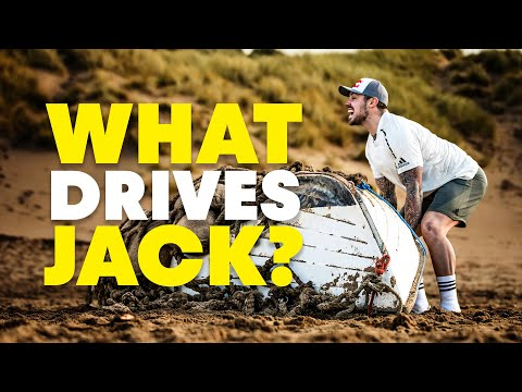 Rugby Player Jack Nowell Goes Against The Clock | Rugby With A Twist | Red Bull