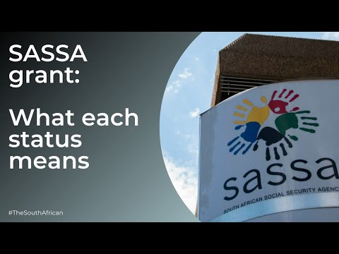 SASSA R350 grant: What each application status means for you