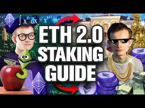 ETH 2.0 Staking Guide To MAXIMIZE Your $ETH Stack!!