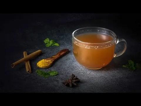 Immunity Booster Kadha - Kadha Recipe - For Cold and Cough