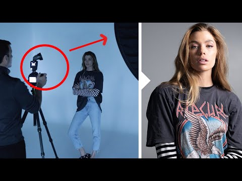 Make Your On-Camera Flash Into an Off-Camera Softbox