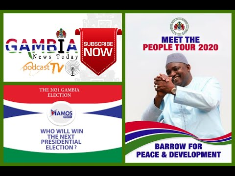 GAMBIA NEWS TODAY 2ND JANUARY 2021