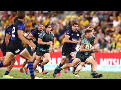 Rugby Championship | Australia v Argentina | Highlights