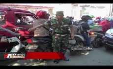 Permalink to 500 Personel TNI-Polri Lakukan Pengamanan di Jalan Menuju Bandara Soetta