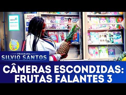 Frutas Falantes 3 - Talking Fruit 3   Câmeras Escondidas (15/04/18)