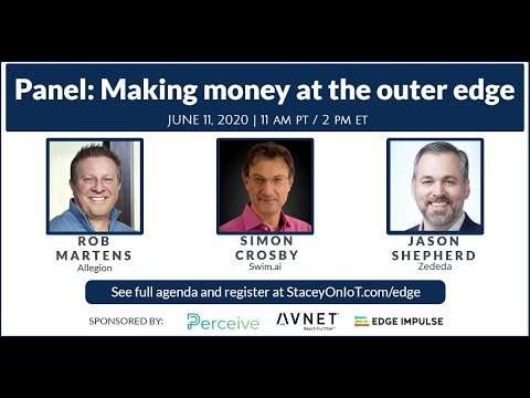 Stacey on IoT: Making money at the outer edge