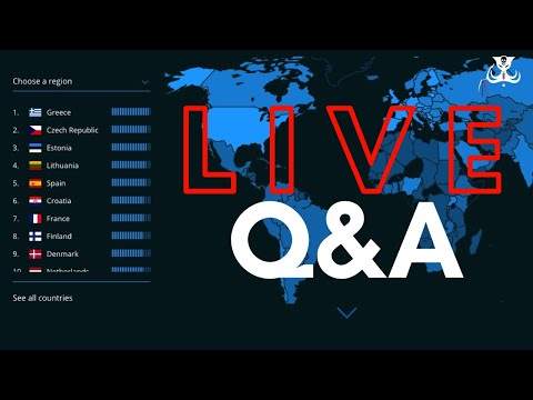 Cyber Security - Live Q&A with DC