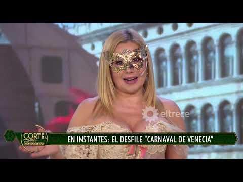 Increíbles looks en el especial Carnaval de Corte y confección