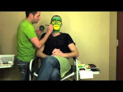 bello design classico elegante Jim Carrey Grinch Makeup Behind The Scenes   Makeupview.co
