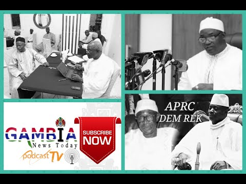 GAMBIA TODAY TALK 29TH JUNE 2020