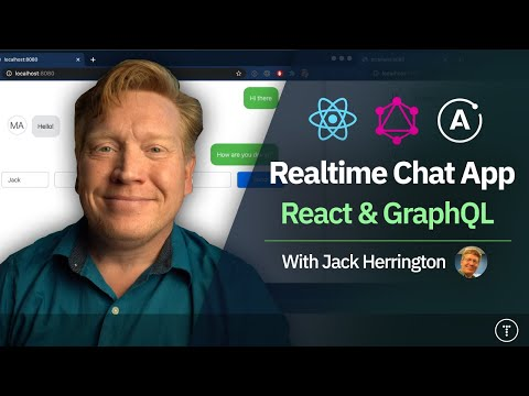 Realtime Chat App | React, GraphQL & Websockets
