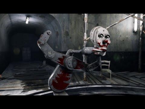 fe721f0293d Atomic Heart - Clown Trap Trailer - Max Level Mag