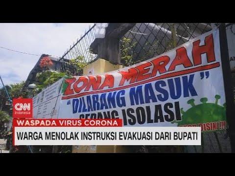Warga Menolak Instruksi Evakuasi Dari Bupati