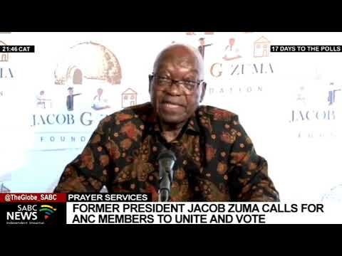 Zuma says SA's constitution is being used as a weapon to attack political opponents