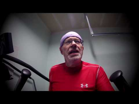 Zwift Running - Hill Repeats with Wahoo Tickr Run