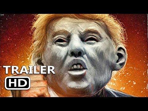 PRESIDENT EVIL Official Trailer (2018) Horror, Comedy Movie