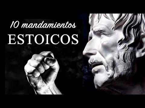 10 MANDAMIENTOS DEL ESTOICISMO - Motivación Estoica con Marco Aurelio, Séneca, Epicteto, Epicuro...