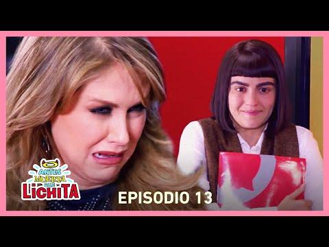 Antes muerta que Lichita: Luciana queda en ridículo gracias a Lichita   C-13   tlnovelas