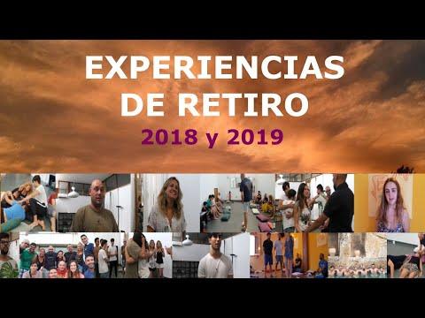 Experiencias del RETIRO 2018 y 2019 (**Subtitulado**)