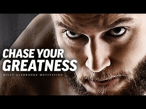 CHASE YOUR GREATNESS - 2020 New Year Motivational Video (Ft. Billy Alsbrooks)