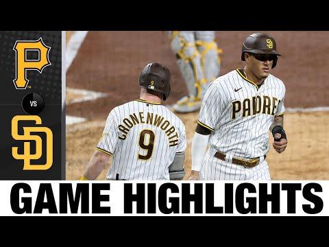 Pirates vs. Padres Highlights (5/03/21)