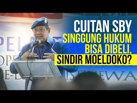 SBY Curhat Lagi di Twitter soal Jual Beli Hukum, Singgung Kubu KLB?